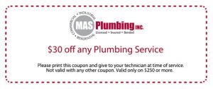 coupon for plumber